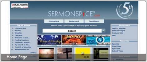 SermonSpice